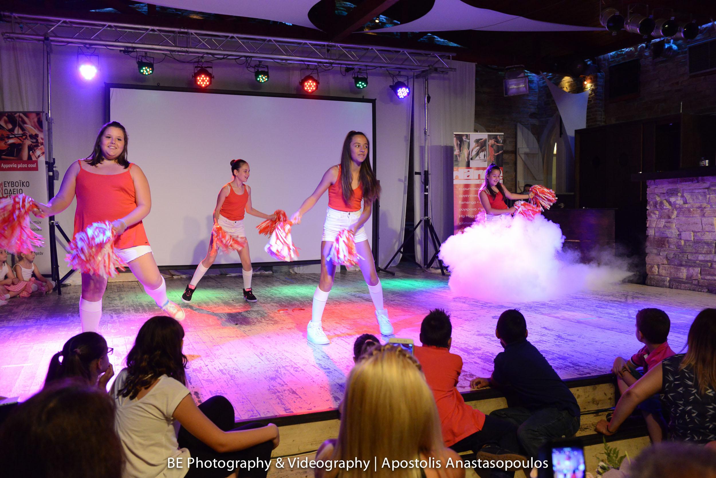 Χριστουγεννιάτικη εκδήλωση Dance Sianou 2018 Ορωπός