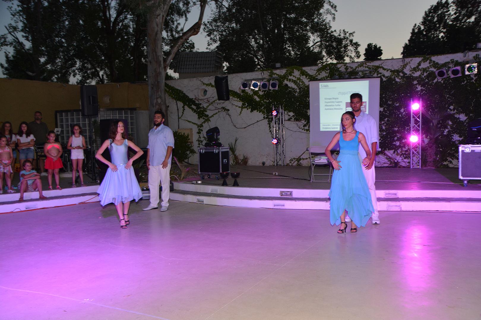 Καλοκαιρινή εκδήλωση Dance Sianou 2016 Ορωπος