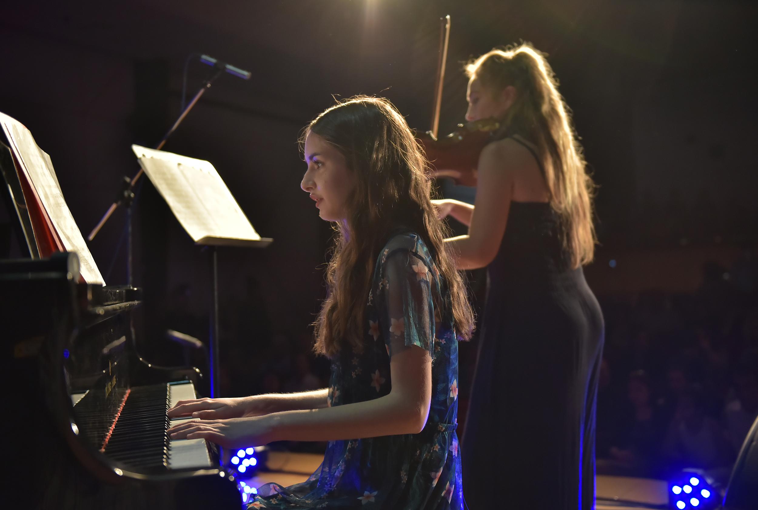 Εκδήλωση Βραδιά Πιάνο – Βιολί Ωδείου 2018